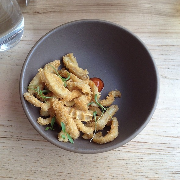 Fried Tripe @ Commonwealth