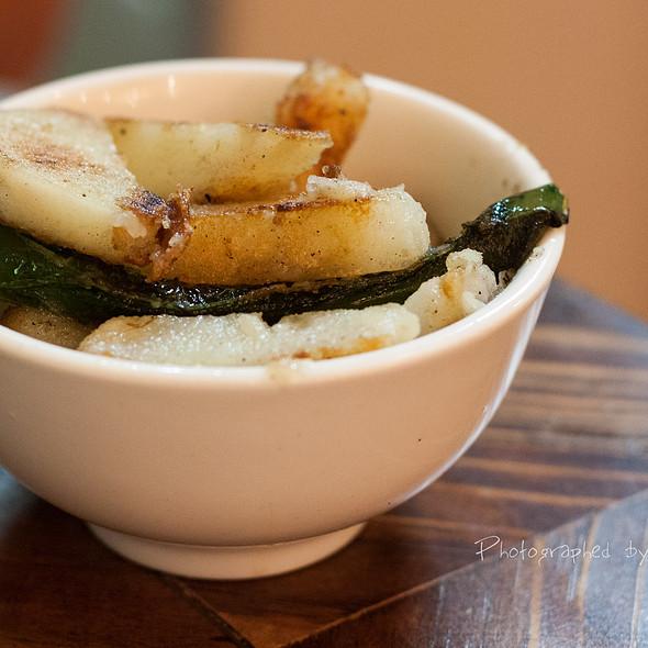 Pan Fried Potatoes - Zona Rosa, San Jose, CA