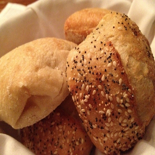 Bread Rolls - Sweetwaters on the River, Eugene, OR