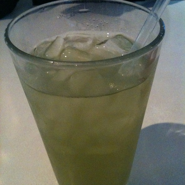 Chlorophyll / Green Water @ Asian Mint