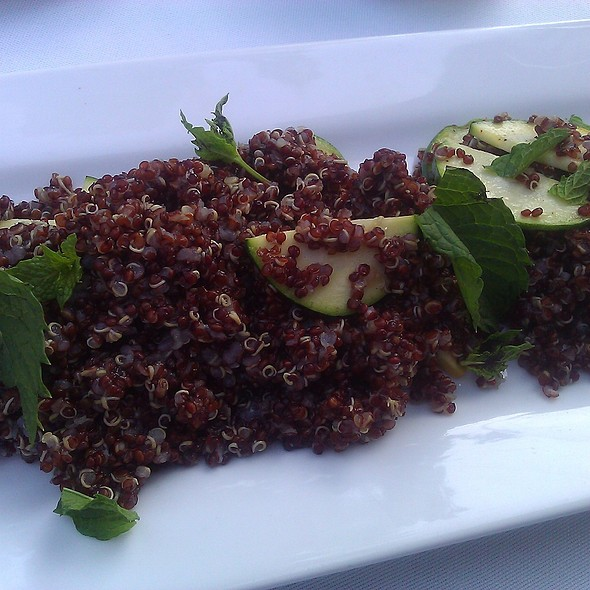 Red Quinoa Salad - Harvest - Wisconsin, Madison, WI
