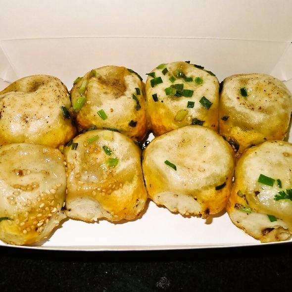 生煎 (Shengjian Dumplings) @ Suzhou, Jiangsu