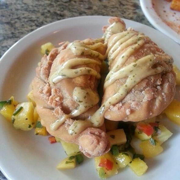 Chicken Empanadas @ Noche
