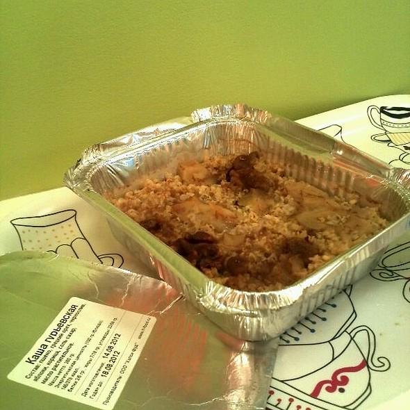 Guriev porridge  @ Healthy food