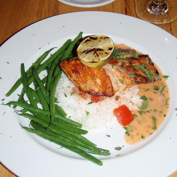 Fish - Thornton River Grille, Sperryville, VA