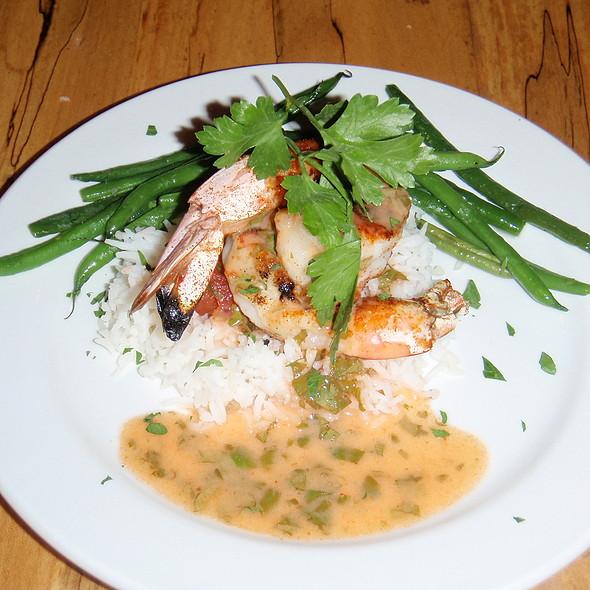 Grilled Shrimp - Thornton River Grille, Sperryville, VA