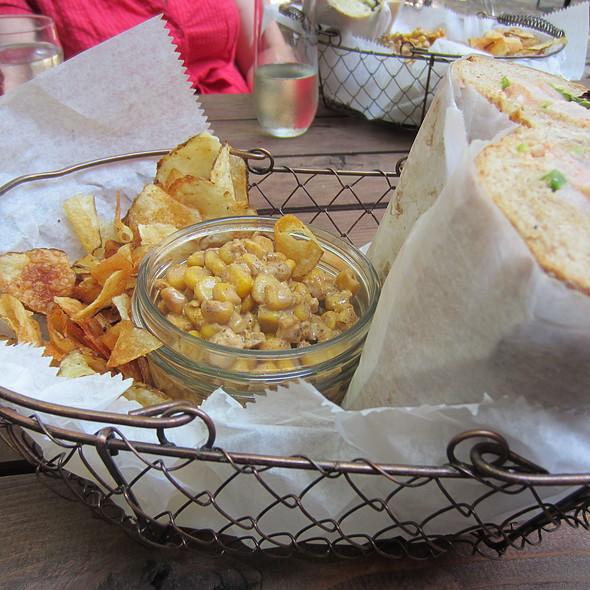 Shrimp Salad Sandwich @ Gastromarket