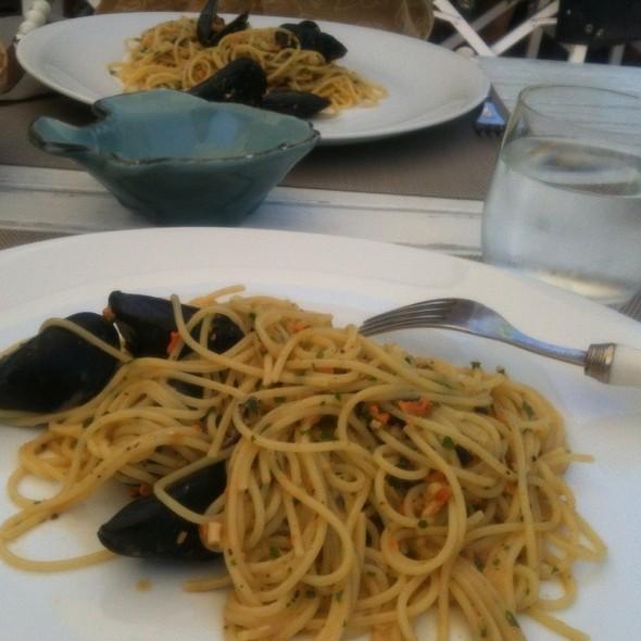 Spaghetti Con Muscoli @ Bagno Giocondo