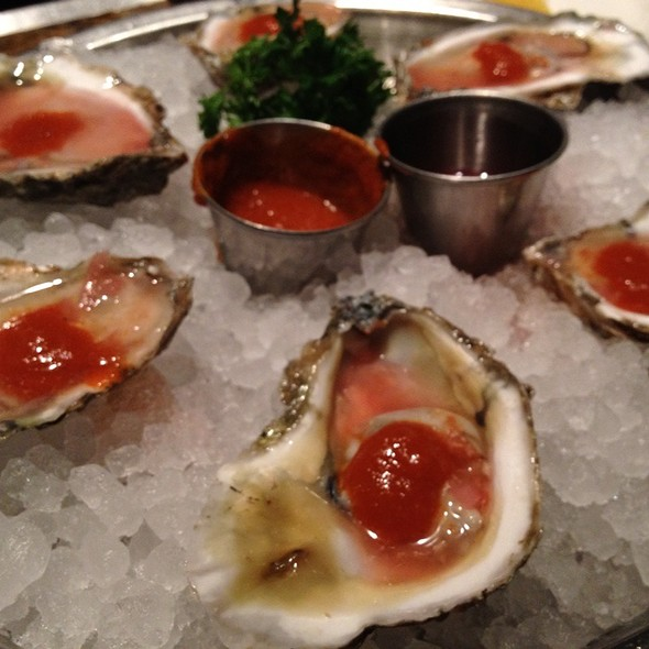 Oysters - JB's On The Beach, Deerfield Beach, FL