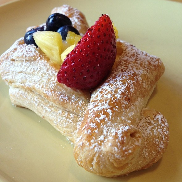 Fruit Pastry @ Panera Bread