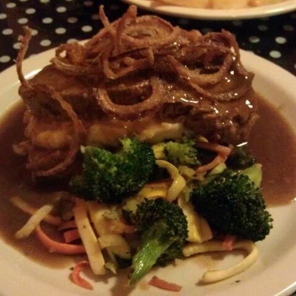 Meatloaf @ Little Food Cafe