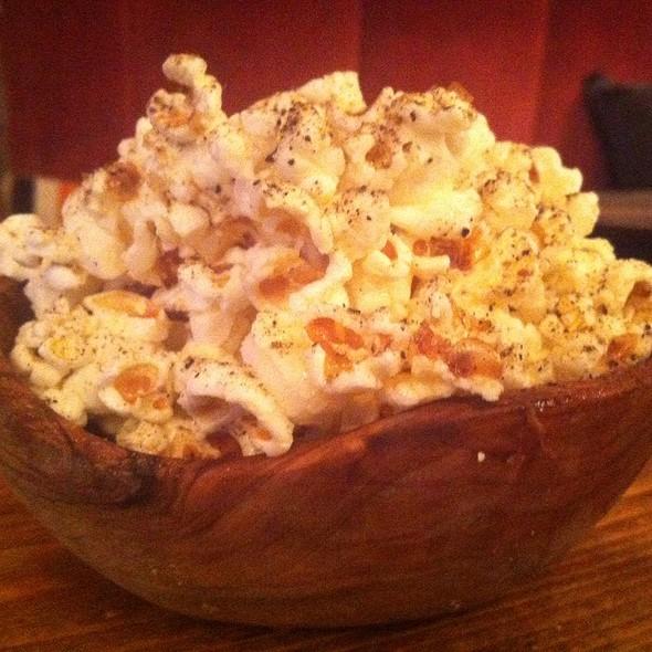 Truffle Popcorn @ Tillman's Roadhouse