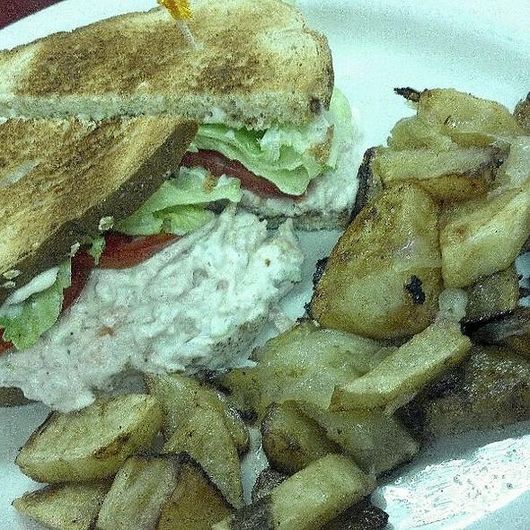Chicken Salad Sandwich @ Smith Street Diner