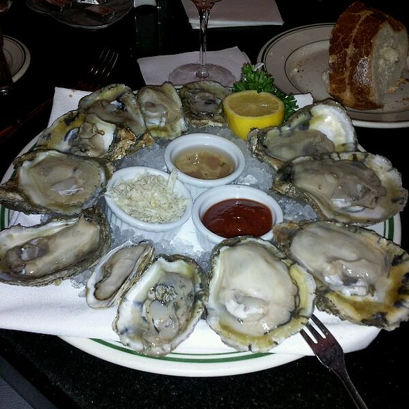 Blue Point Oysters - Market Street Oyster Bar - Downtown, Salt Lake City, UT
