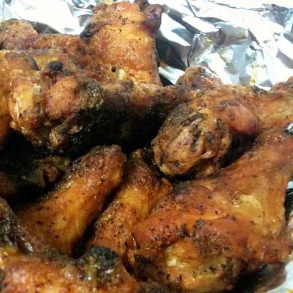 Chicken Wings @ Luigi's Italian Restaurant