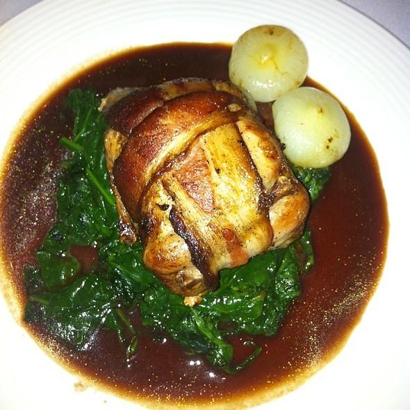 Bacon Wrapped Vermont Quail - Brasserie L'Oustau de Provence, Manchester Center, VT