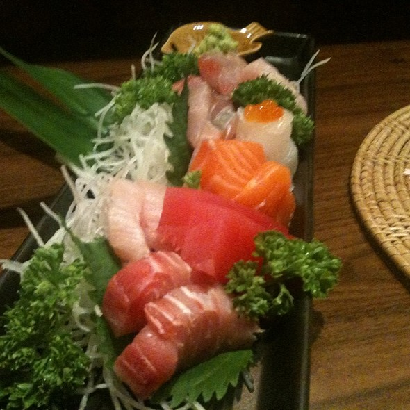 Sashimi @ Kitchen Hush