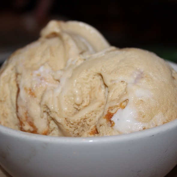 Salted Caramel Ice Cream @ Yardhouse