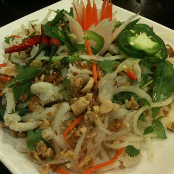 Goi Ca (Chicken Salad) @ Nha Trang Restaurant