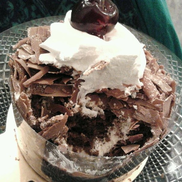 black forest pastery @ MR.BAKER