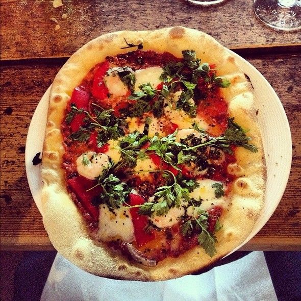 Pizza @ Nyhavn 14 Spiseri & Enotek