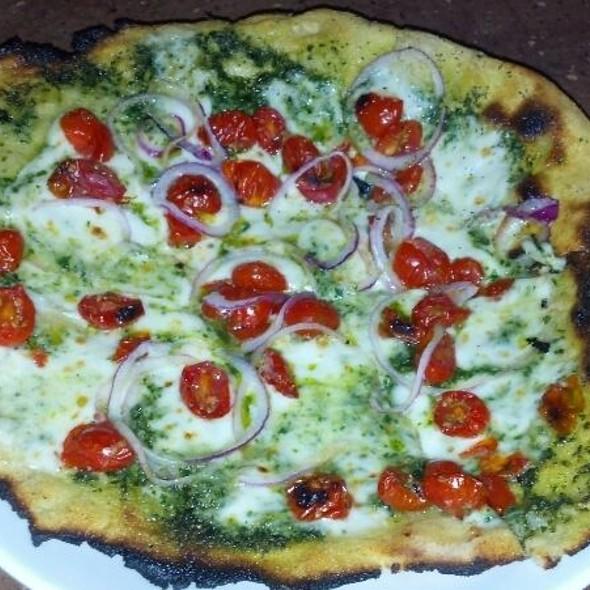 Roasted Tomato Flatbread @ Nola On the Square