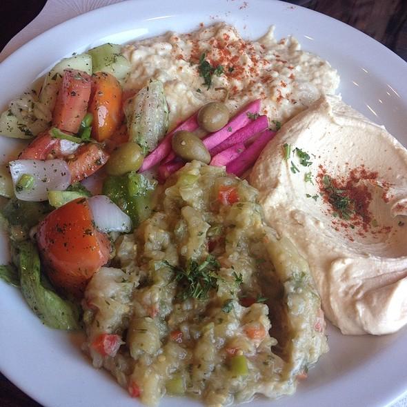 Hummus - Ali Baba, South San Francisco, CA