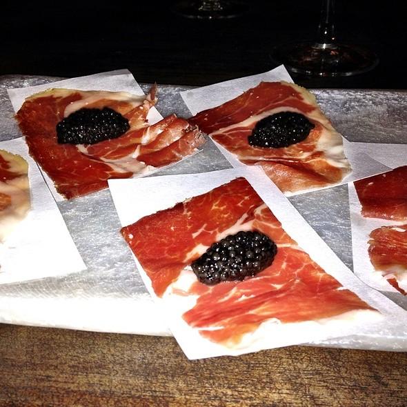 Pata Negra Ham & Caviar - The Bazaar by José Andrés South Beach, Miami Beach, FL