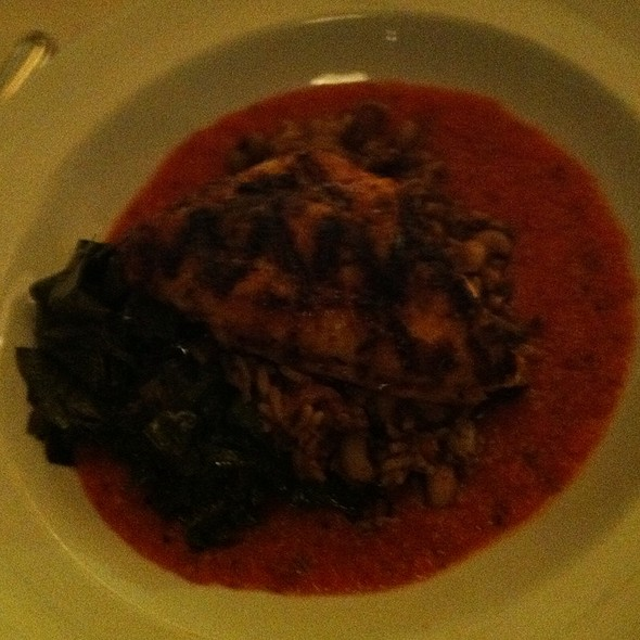 Blackened Catfish - Jax Fish House and Oyster Bar- Fort Collins, Fort Collins, CO