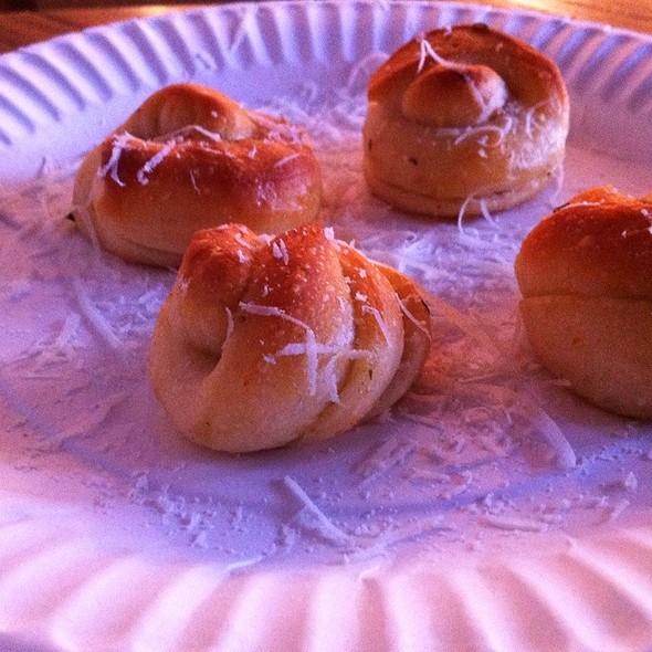 Garlic Knots @ North Of Brooklyn Pizzeria