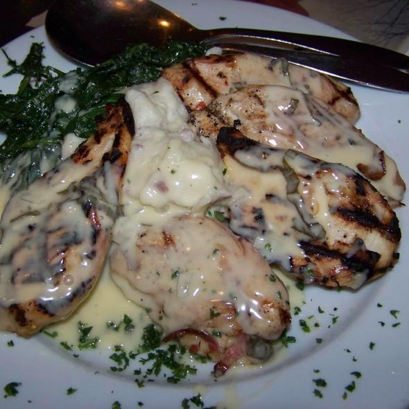 Chicken Piemontese - Biaggi's - Champaign, Champaign, IL