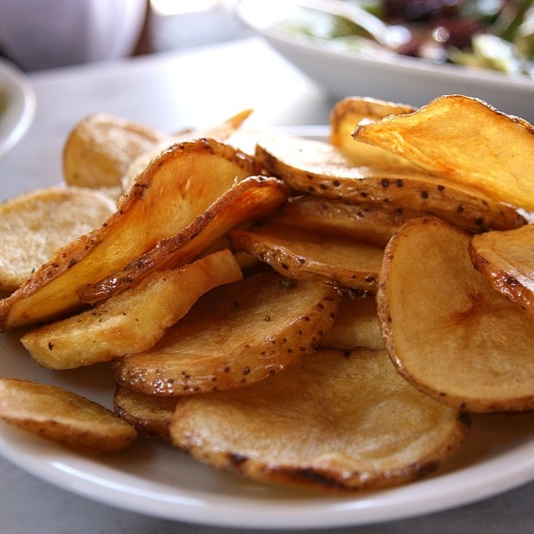 Fried Potatoes @ Raki