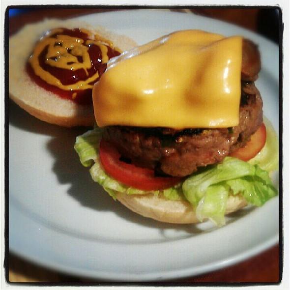 American Cheese Burger Receta Ibérica