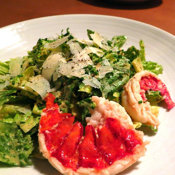 Lobster Caesar Salad @ David Burke's Primehouse