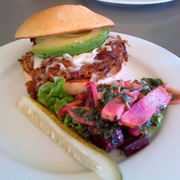 Pulled Pork Sandwich @ Westside Bakery Cafe