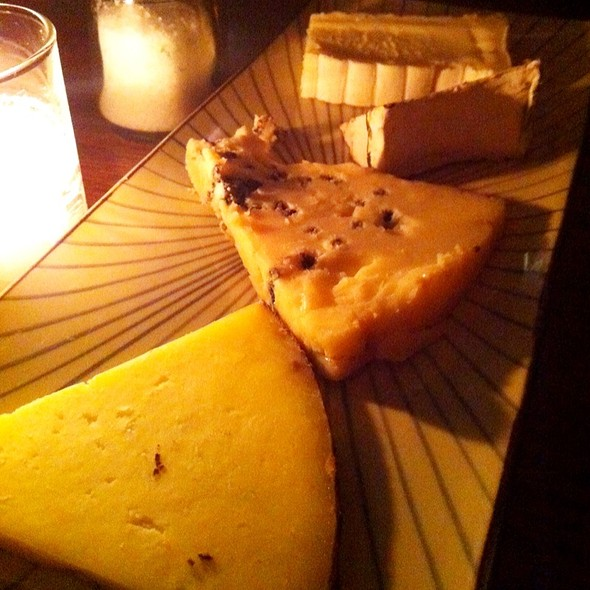 Cheese Plate - Noble Rot, Portland, OR