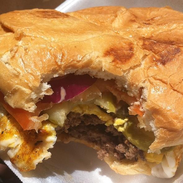 Fatboy Burger