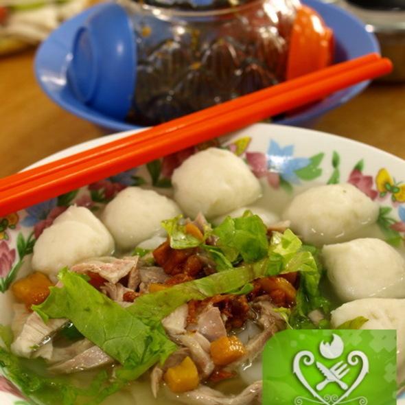 Malaysian Hawker Food @ Pitt Street Koay Teow Th'ng Branch @ Hai Oon