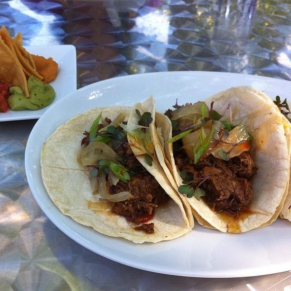 Beef Short Rib Tacos - Alloy, Calgary, AB