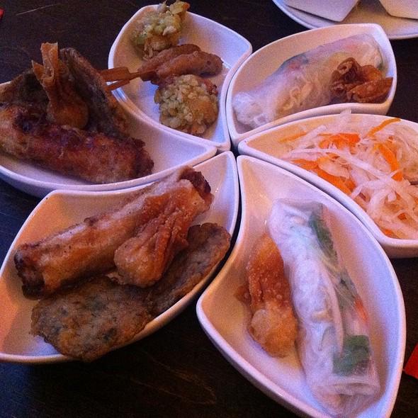 Vietnamese Appetizers @ Hoi An