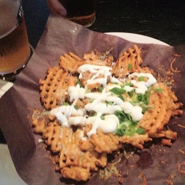 Irish Nacho Fries @ Firkin on Yonge