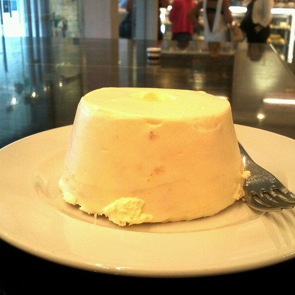 Lime Cake @ Upside Down Cake & Co