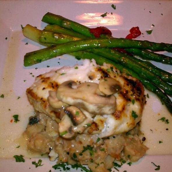 Bimini Grouper @ City Fish Grill