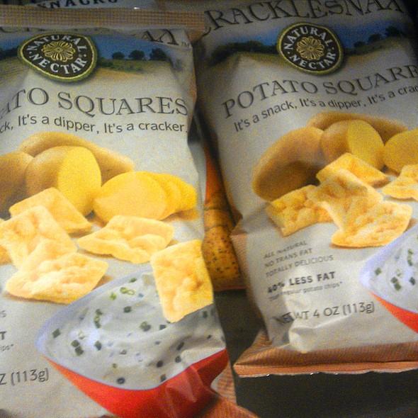 Cracklesnax Potato Squares