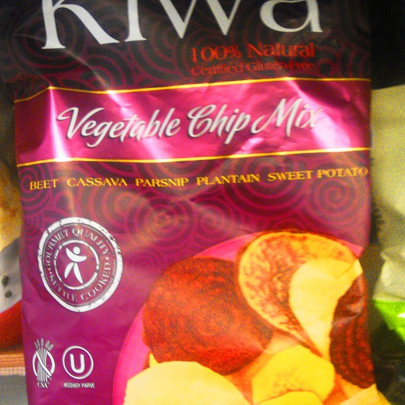 Kiwa Vegetable Chips