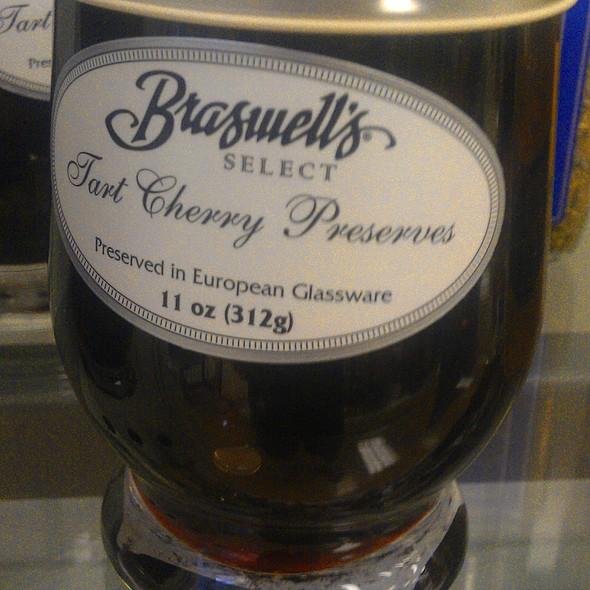 Braswell's Tart Cherry Preserves