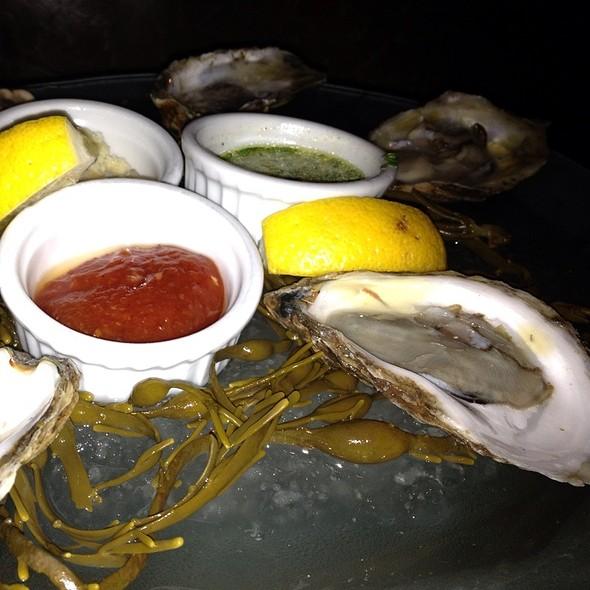 Oysters - Meat Market, Miami Beach, FL