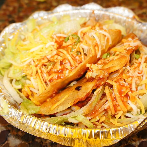 Pork Taco @ El Burrito Jr