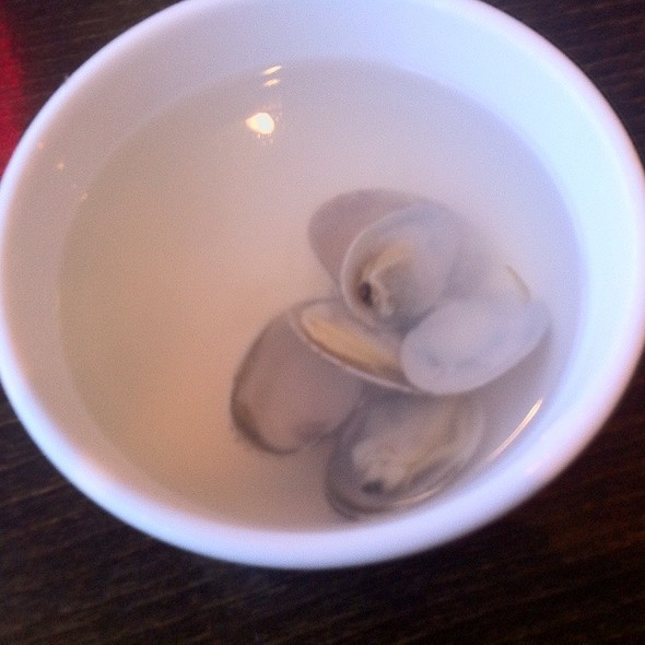 Oyster Soup @ Andy's Taiwanese