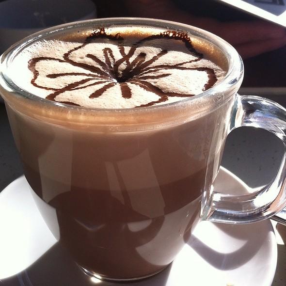 Hot Chocolate @ Uliveto